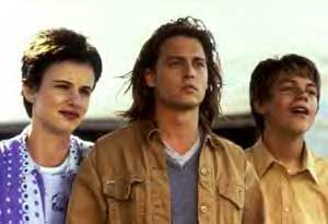 what eating gilbert grape characters