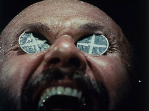 Donald Pleasance as Doc in Wake in Fright