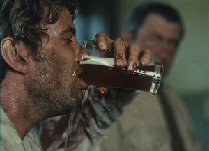 Gary Bond as Doc in Wake in Fright