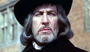 Vincent Price as Matthew Hopkins, Witchfinder General