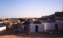 The Nubian village we visited
