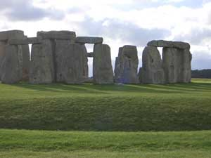 I like Stonehenge - here's another picture