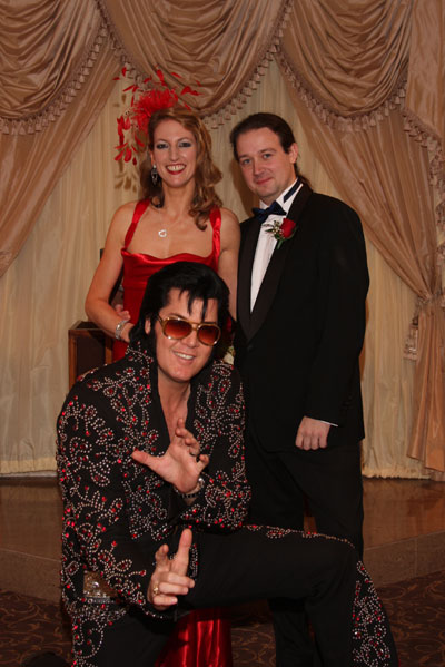 Me, Ian and Elvis