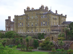 Culzean Castle - home of Lord Summerisle in The Wicker Man