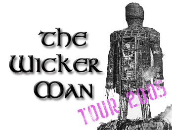 The Wicker Man Tour 2005