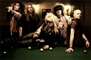 Hanoi Rocks in 2006