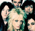 The new Michael Monroe band